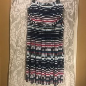 Lane Bryant Maxi dress 26/28